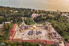 Новоафонский-монастырь-New-Athos-Monastery-Abkhazia-mavic-0966