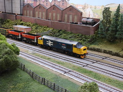 Middleton model railway show (S.G.J) Tags: model railway show road leeds middleton middletonrailway reavy reevy