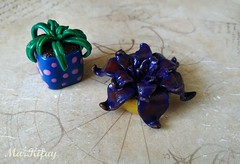 1-IMG_20190705_170345 (MarKifay) Tags: polymer clay doll 16 puppet miniature house dolls plants