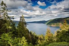 malahat (heavenuphere) Tags: canada nature landscape bc view britishcolumbia vancouverisland saanichinlet malahat 24105mm moonwaterlodge malahatchalet cowichanvalley