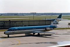 """KLM - Royal Dutch Airlines McDonnell Douglas DC-9-33RC  PH-DNN """"Wenen"""" (M. Oertle) Tags: klmroyaldutchairlines mcdonnelldouglas dc933rc wenen"""