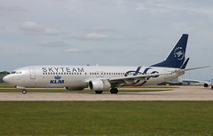 KL 739W PH-BXO Skyteam  2 (Spenair777) Tags:
