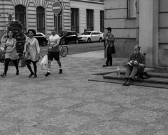 B59A4153 (angrykarl) Tags: 50mm canon canoneos ef50mmf18stm prague praha street streetphoto canoneosr canonr streetphotography bnw blackandwhite