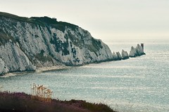 The Needles (Nige H (Thanks for 20m views)) Tags: nature landscape seascape summer isleofwight theneedles sea cliffs lighthouse
