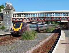 221132 Torquay (3) (Marky7890) Tags: xc 221132 class221 supervoyager 1m41 torquay railway devon rivieraline train