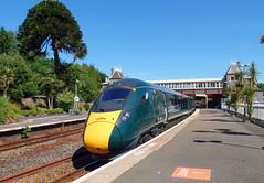 800321 Torquay (1) (Marky7890) Tags: gwr 800321 class800 iet 1c72 torquay railway devon rivieraline train