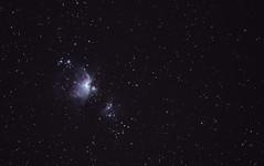 M42 Orion Nebula (Schlingshot Photography) Tags: airglow astrophotography bluesky black canon canon6d eyrepeninsula exposure galaxy longexposure light lincoln night nightsky nightphotography orion portlincoln photographer schlingshot sky southern hemisphere tonykemp urbanastronomy m42 orionnebula