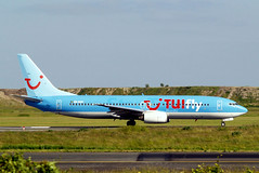 SE-DZK   Boeing 737-804 [28231] (TUIfly Nordic) Copenhagen-Kastrup 10/06/2008 (raybarber2) Tags: 28231 abpic airliner airportdata cn28231 ekch filed flickr raybarber sedzk swedishcivil