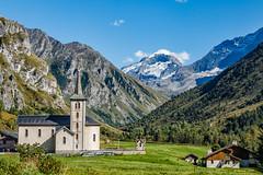 Une petite église... dans un petit coin de montagne (Savoie) (gerardcarron) Tags: canon80d champagnyvanoise chapelle church eglise landscape paysage savoie vanoise village