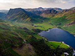 Fleetwith & Haystacks (Joe Hayhurst) Tags: aerial buttermere drone lakedistrict landscape mavicair