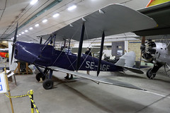 SE-AGF (wiltshirespotter) Tags: aeroseum gothenburgsave dehavilland dh60giii mothmajor