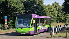 YK08 EPV, Ipswich Buses Optare Versa 152, Bibb Way, 14th. July 2019. (Crewcastrian) Tags: ipswich buses ipswichbuses transport bibbway optareversa yk08epv 152