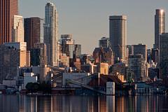 Toronto skyline (Timothy Neesam (GumshoePhotos)) Tags: redpath toronto sugar skyline longexposure morning still quiet cityscape