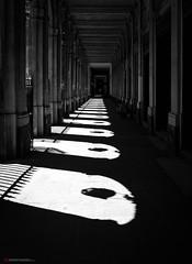 Repetitive Shadows (Aperturized) Tags: france paris