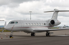 G650 | N47TR | AMS | 20190713 (Wally.H) Tags: gulfstream g650 n47tr ams eham amsterdam schiphol airport