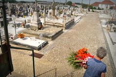 Saudades... (fabian.kron) Tags: portugal aveiro igreja válega ovar azulejos azulejo church colorida cores cemitério saudade