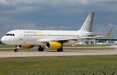 VY A320S EC-MVF (Spenair777) Tags: