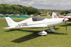 Pulsar XP - G-CISE (TyAviationImages.co.uk) Tags: pulsar xp gcise