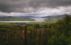 Countryside 5 (8230This&That) Tags: emeraldisle ireland northernireland acrossthepond fineartphotography landscape photography donegal countydonegal hillside sheep grazingsheep farmland burt