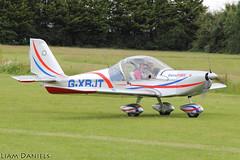 Aerotechnik EV-97 Eurostar - G-XBJT (TyAviationImages.co.uk) Tags: aerotechnik ev97 eurostar gxbjt