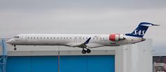 CRJ9 | ES-ACM | AMS | 20190713 (Wally.H) Tags: bombardier canadair regionaljet crj crj900 crj9 esacm sas scandinavianairlines nordica ams eham amsterdam schiphol airport