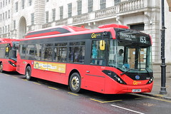 SEe69 LJ67 DKV (ANDY'S UK TRANSPORT PAGE) Tags: london buses finsbury goaheadlondon londoncentral