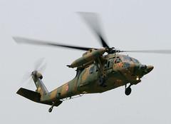 UH-60 | 43118 | RJTU | 20060521 (Wally.H) Tags: sikorsky uh60 black hawk 43118 jasdf japanairselfdefenseforce rjtu utsunomiya airport
