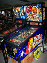 TN Antioch - Tales From The Crypt (scottamus) Tags: pinball machine game table arcade cabinet antioch tennessee gamegalaxyarcade talesfromthecrypt dataeast 1993