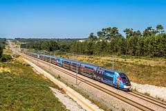 14 juillet 2019 TGV D 891-880 Train 8504 Toulouse -> Paris Clérac (17) (Anthony Q) Tags: a la vitesse de l'éclair ou presque rame tgv 891 toystory4 file à 320 kmh en direction paris avec le train 8504 provenance toulouse clérac 17 14 juillet 2019 d 891880 clérac charente aquitaine nouvelleaquitaine ferroviaire sncf inoui
