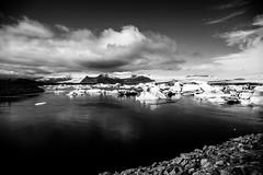 Island2018_BW0798 (schulzharri) Tags: iceland island schwarz weis black white landscape landschaft nord stein stone rock felsen eis ice