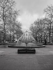 Canberra Times Fountain (MattExMachina) Tags: canberra australiancapitalterritory australia