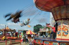 chair-o-planes 02 jul 19 (Shaun the grime lover) Tags: warrington fair summer daresbury steam cheshire funfair ride motion blur