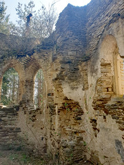 Gaberkirche (michael pollak) Tags: ausflug drosendorf ruine gaberkirche