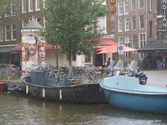 Lijnbaansgracht 14-7-19 (k.stoof) Tags: amsterdam centrum grachten canal regen rain lijnbaansgracht summer dutch