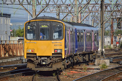 150135, Manchester Piccadilly (JH Stokes) Tags: class150 sprinters dmu dieselmultipleunits manchester northernrail manchesterpiccadilly 150135 trains trainspotting tracks transport railways photography publictransport