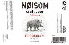 Norway - Noisom A/S (Fredrikstad) (cigpack.at) Tags: norway norwegen noisomas fredrikstad gullinbustestorreblot godjol bier beer brauerei brewery label etikett bierflasche bieretikett flaschenetikett