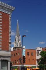 Urban fragment - Montpelier, VT (InnAtElmwood) Tags: church montpelier vermont pentax kr urbanfragment