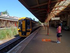 158958 Torquay (Marky7890) Tags: gwr 158958 class158 expresssprinter 2t10 torquay railway devon rivieraline train
