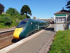800321 Torquay (3) (Marky7890) Tags: gwr 800321 class800 iet 1c72 torquay railway devon rivieraline train