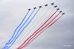 14 juillet 2019 à Paris (ogollain) Tags: 14juillet fêtenationale défilé militaire avions paris patrouilledefrance
