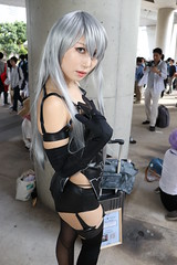 IMG_0561 (anime_cosplay_portrait) Tags: tokyogameshow コスプレ 角色扮演 portrait 人像外拍 efs18135mm 9000d 東京ゲームショー2017 可愛