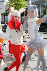 IMG_0669 (anime_cosplay_portrait) Tags: tokyogameshow コスプレ 角色扮演 portrait 人像外拍 efs18135mm 9000d 東京ゲームショー2017 可愛