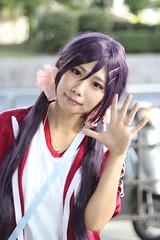 IMG_0715 (anime_cosplay_portrait) Tags: tokyogameshow コスプレ 角色扮演 portrait 人像外拍 efs18135mm 9000d 東京ゲームショー2017 可愛