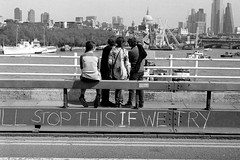 stop this if we try (redspotted) Tags: extinctionrebellion film kentmere400 leicam6 leicasummicron50mmf2type3 posttoflickr protest roll781 scan