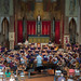 DSCN0451c Family Concert Ealing Symphony Orchestra. Leader Peter Nall. Conductor John Gibbons. St Barnabas Church, west London. 13th July 2019