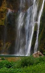 Plitvička Jezera (jacekbia) Tags: europa chorwacja croatia plitvičkajezera jezioraplitvickie wodospad waterfall przyroda nature natura outdoor