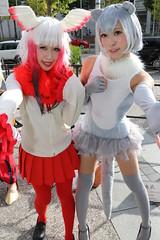 IMG_0667 (anime_cosplay_portrait) Tags: tokyogameshow コスプレ 角色扮演 portrait 人像外拍 efs18135mm 9000d 東京ゲームショー2017 可愛