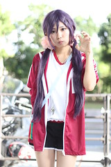 IMG_0710 (anime_cosplay_portrait) Tags: tokyogameshow コスプレ 角色扮演 portrait 人像外拍 efs18135mm 9000d 東京ゲームショー2017 可愛