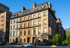 1-2-3 Alrington (Eridony (Instagram: eridony_prime)) Tags: boston suffolkcounty massachusetts backbay house houses townhouses townhomes