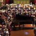 ESCN0073centre Scriabin Piano Concerto, Piano Varvara Tarasova. Ealing Symphony Orchestra. Leader Peter Nall. Conductor John Gibbons. St Barnabas Church, west London. 13th July 2019